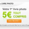PHOTOWEB : Votre premier livre photo à 5 euros tout compris !