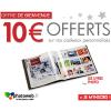 Remise de 10 euros immédiate !