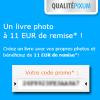 En exclusivité avec Pixum : 11 euros de remise sur votre Livre Photo