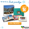 Photoweb lance ses ventes privilèges : Livre Photo à 1€