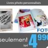 Livres photo personnalisés à partir de seulement 4,99€ chez FOTO.COM