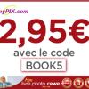 Votre Livre photo cewe MINI à 2,95€