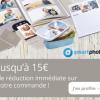 Smartphoto : jusqu'à 15€ de réduction !