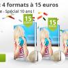 posterXXL : 4 formats de livres photo à 15€