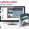 Bons plans : Livre photo à 20€ !