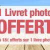 Photoservice : 1 livret carré OFFERT !
