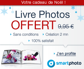 SMARTPHOTO : Livre Photo Collection 52