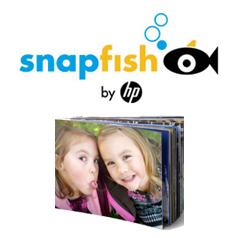 SNAPFISH : Un livre photo gratuit + 3 codes promo
