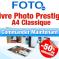 FOTO.com : 50% de réduction sur le livre photo Prestige