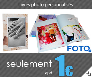 FOTO : livre photo à 1 euro !