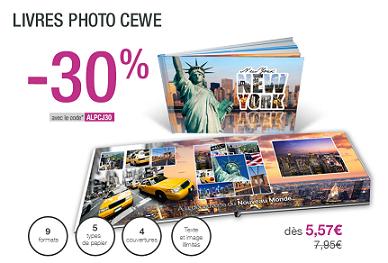 -30% sur tous les livres photo avec myPIX