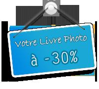 Livre Photo 30% Smartphoto