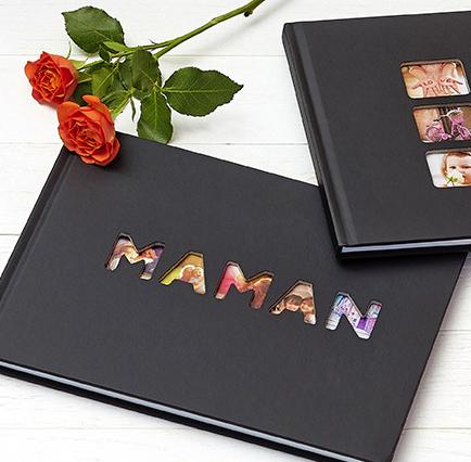 Un livre photo A4 GRATUIT spécial Fête des mères !