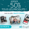 SNAPFISH : Jusqu'à -50% de réduction, même sur les livres photo !