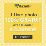 PHOTOWEB : Un Livre Photo 100% Gratuit !