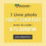 PHOTOWEB : Un Livre Photo 100% Gratuit !