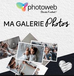 Réduction de 30% pour toute première commande sur Photoweb
